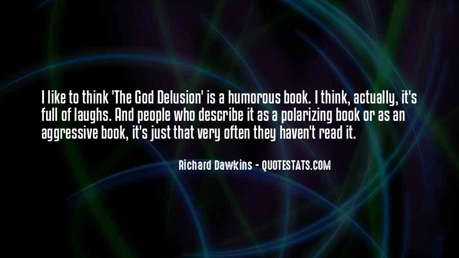 Quotes About Dawkins God #188684