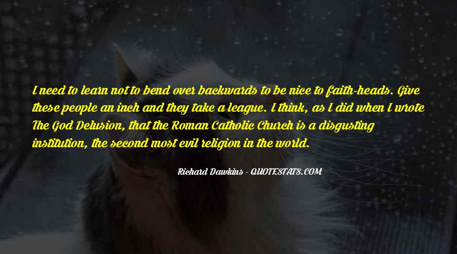 Quotes About Dawkins God #350069