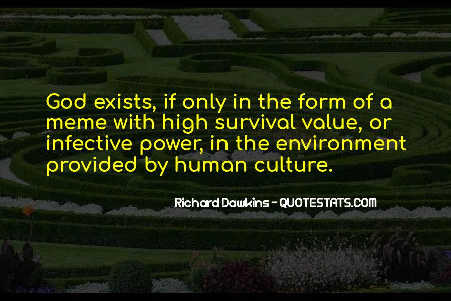 Quotes About Dawkins God #367103