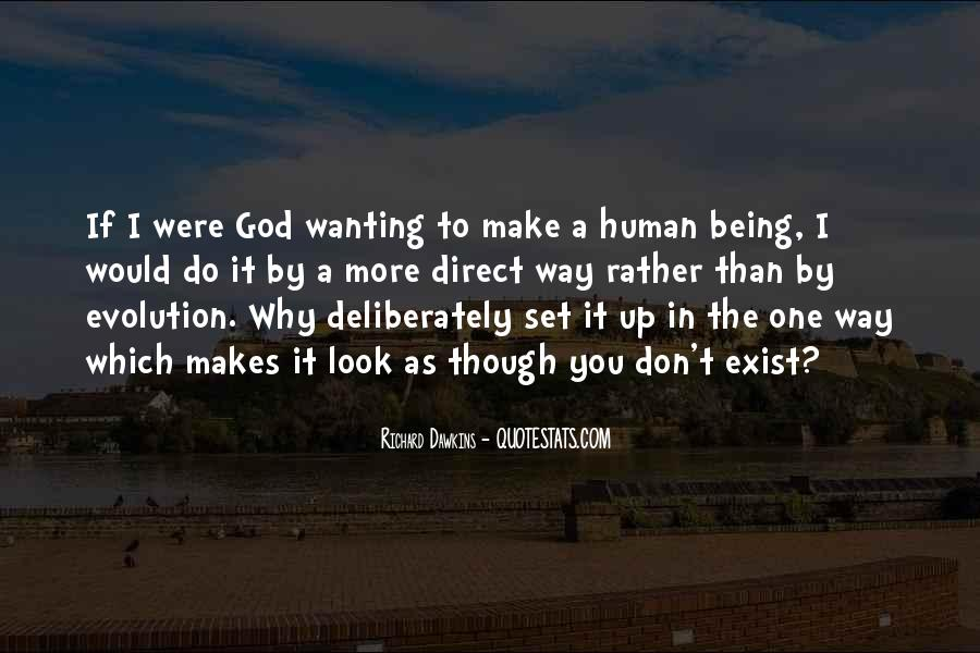 Quotes About Dawkins God #471364