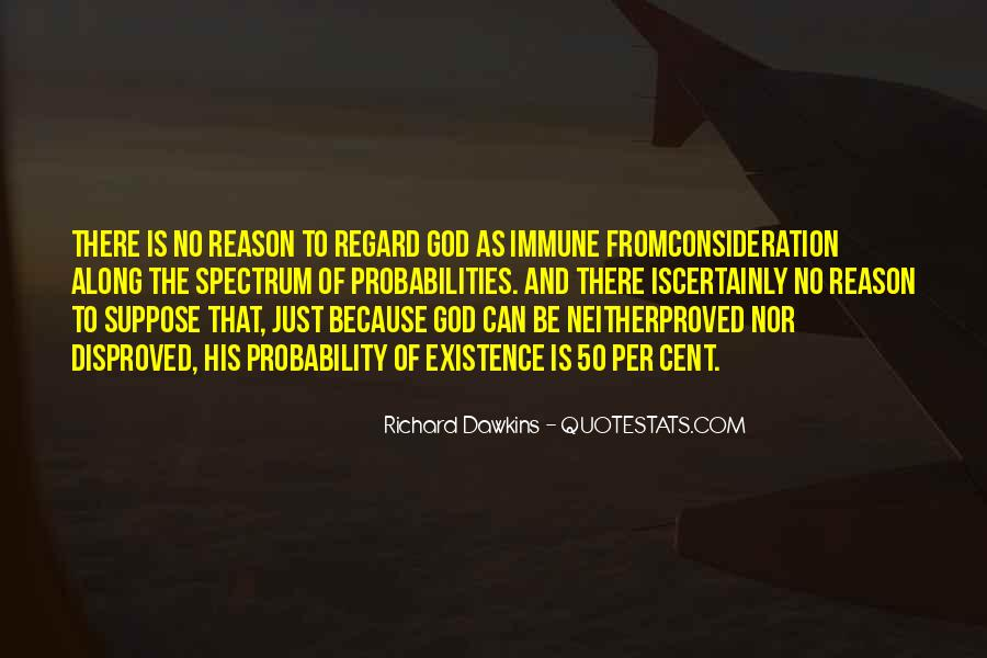 Quotes About Dawkins God #496267