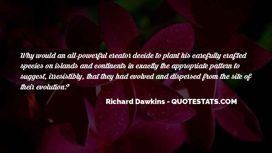 Quotes About Dawkins God #627234