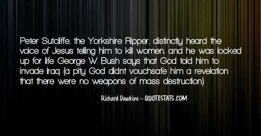 Quotes About Dawkins God #948420