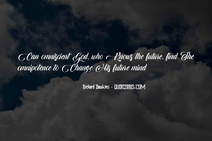 Quotes About Dawkins God #98668