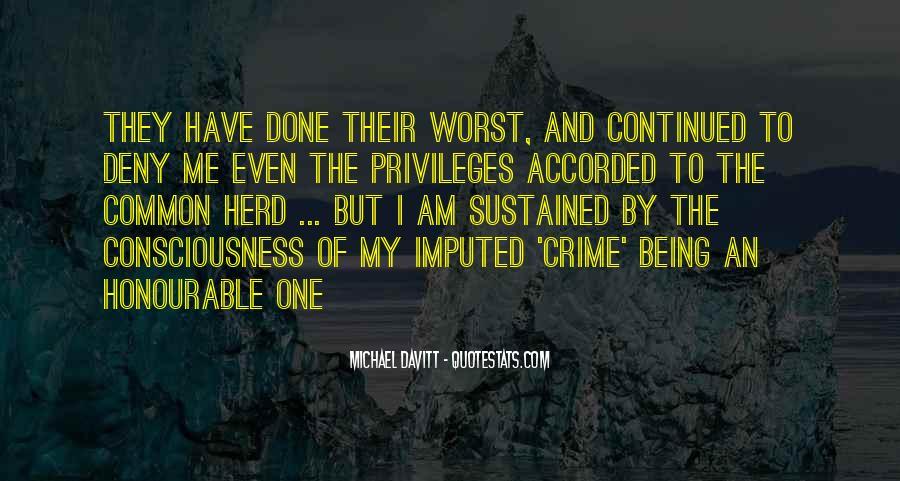 Quotes About Davitt #171031