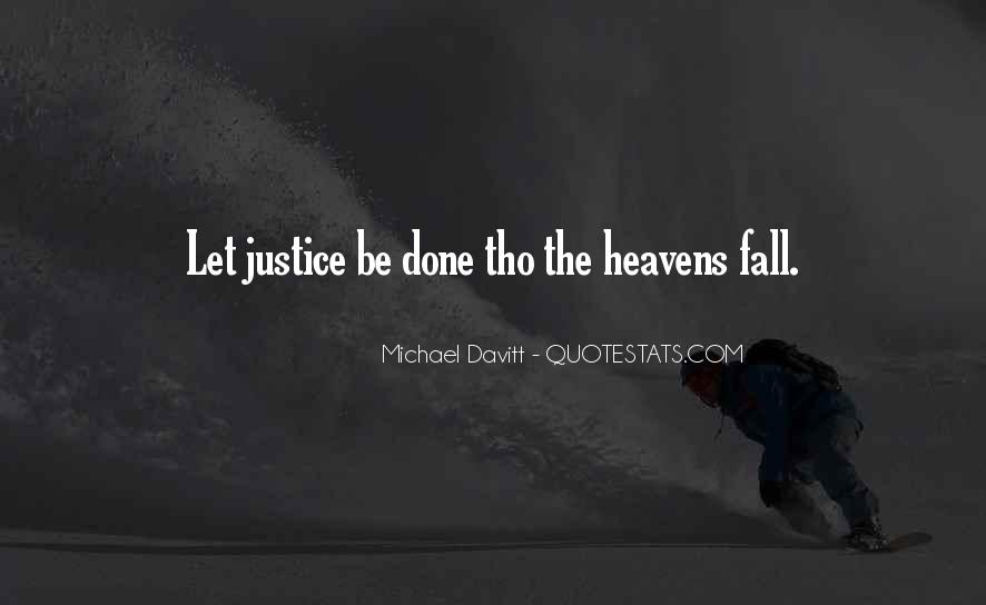 Quotes About Davitt #177586