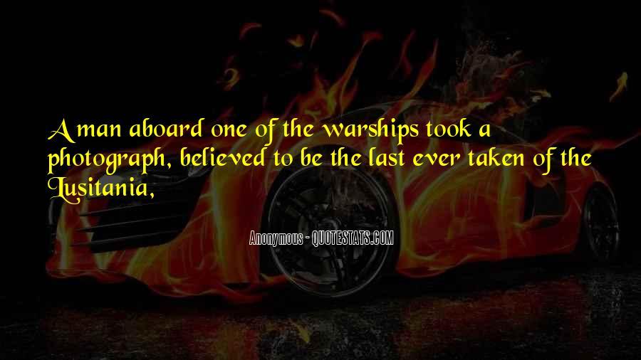 Lusitania Quotes #221982