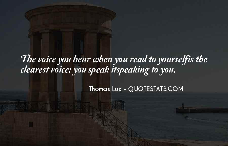 Lux Quotes #1050221