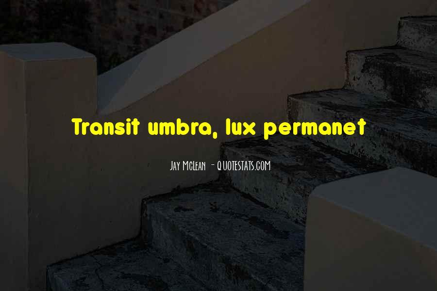 Lux Quotes #1345872