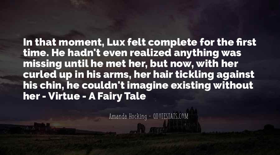 Lux Quotes #1814581