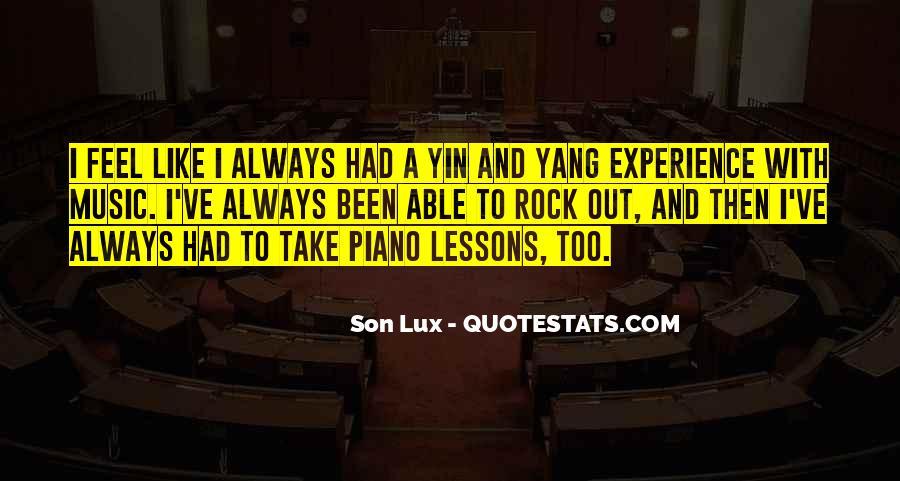 Lux Quotes #894876