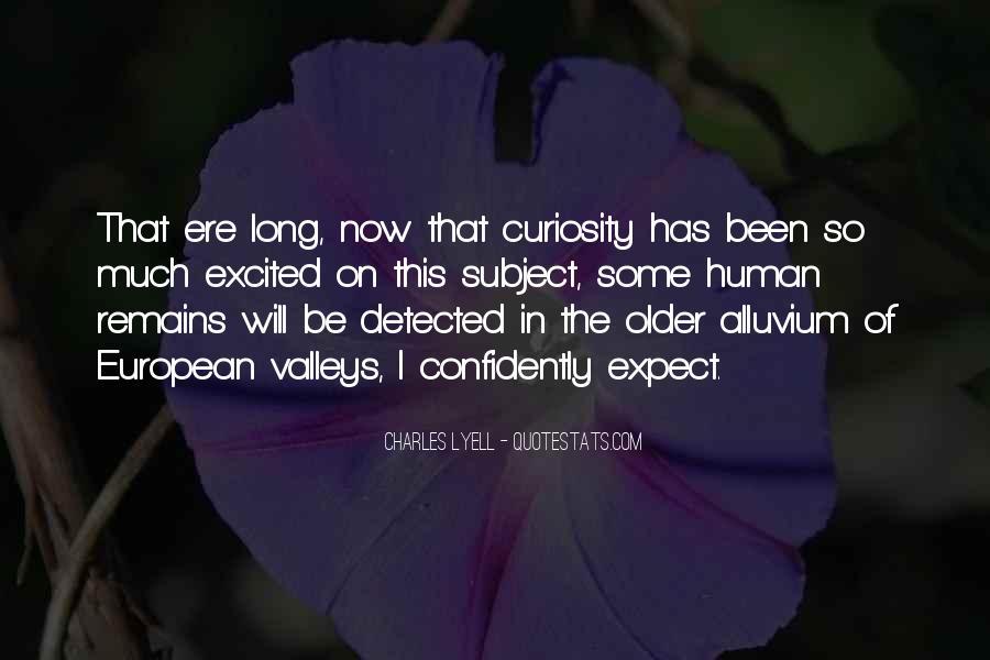 Lyell Quotes #109167
