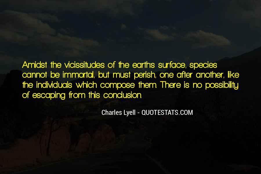 Lyell Quotes #1108958