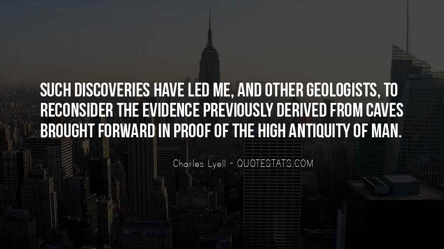 Lyell Quotes #1176851