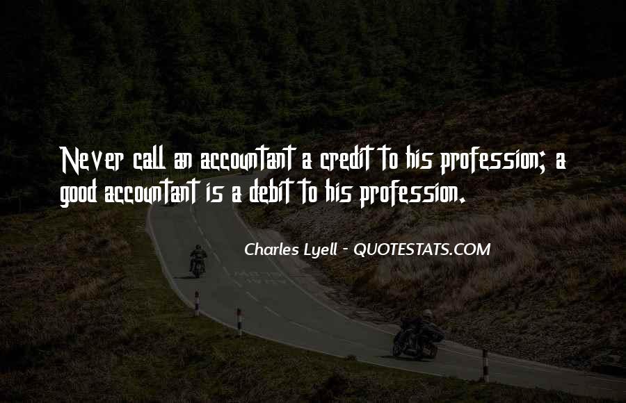 Lyell Quotes #1212655