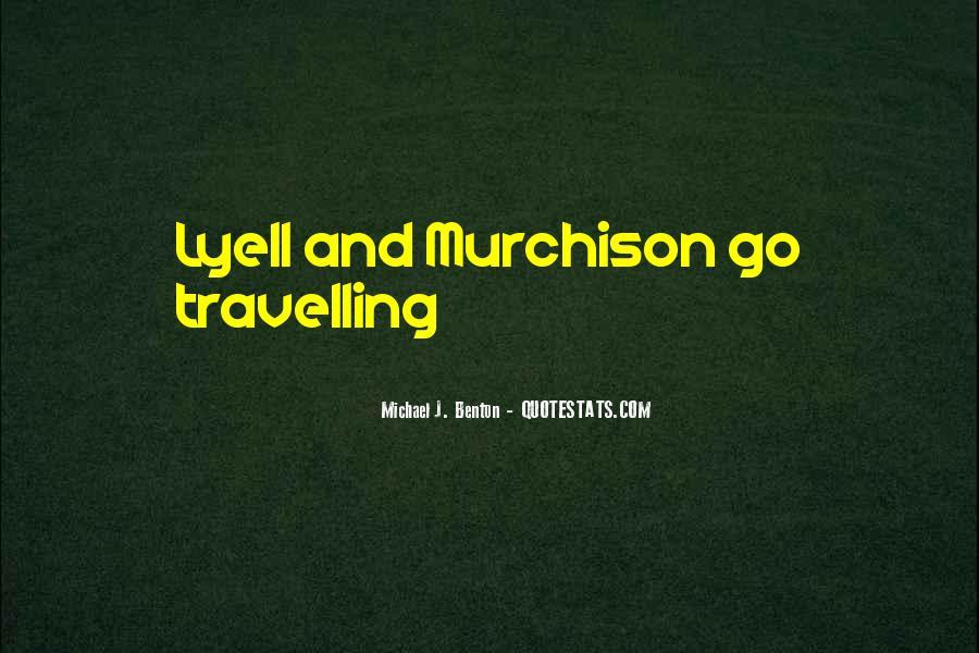 Lyell Quotes #121650