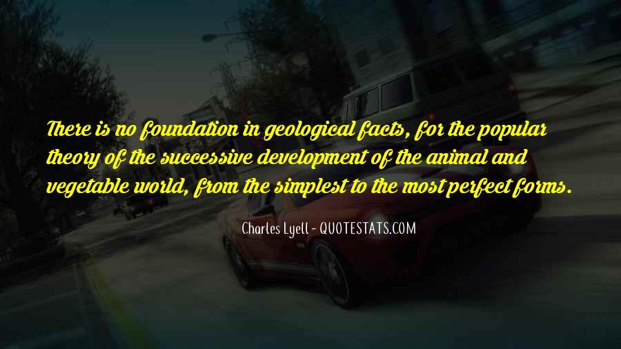 Lyell Quotes #1264316