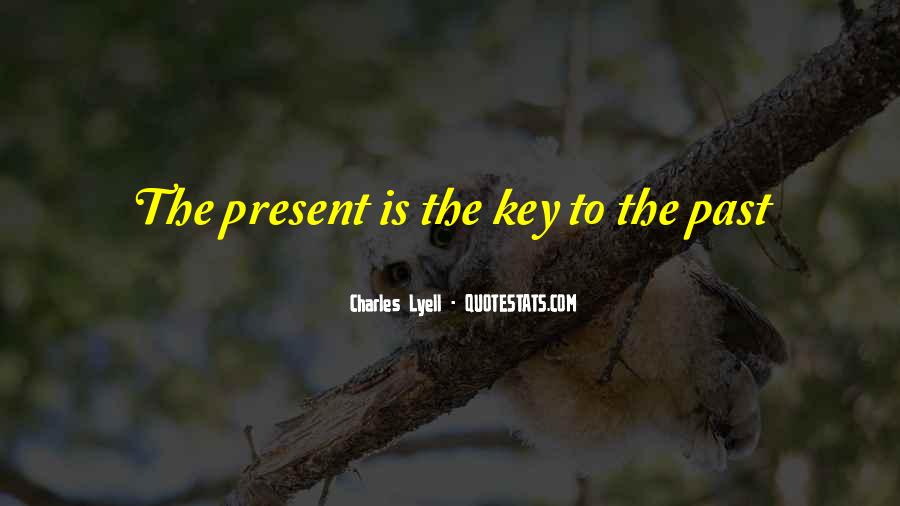 Lyell Quotes #1615892