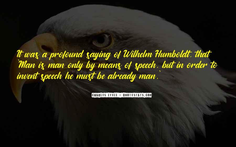 Lyell Quotes #247844