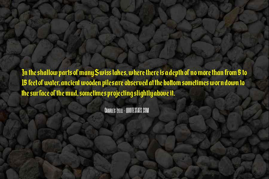 Lyell Quotes #540202