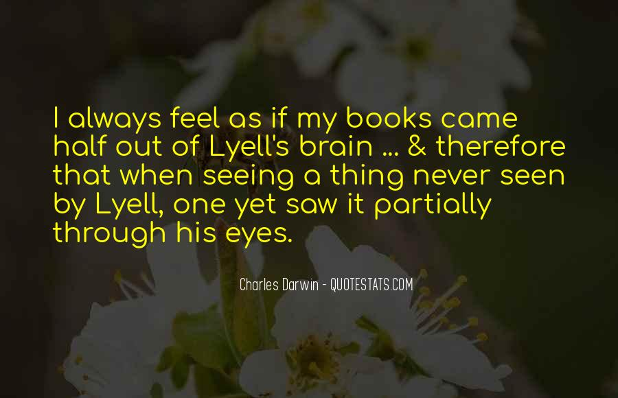 Lyell Quotes #882608