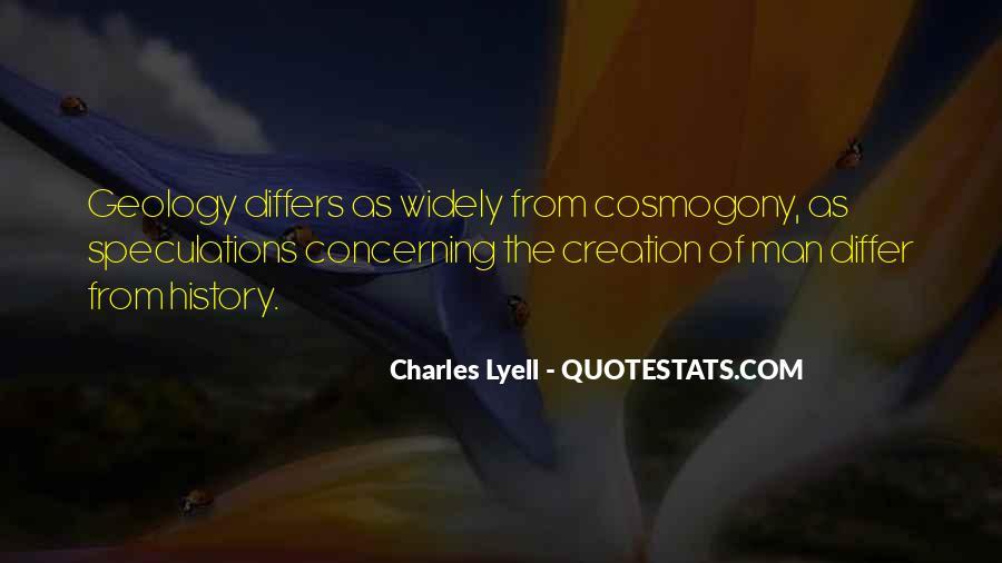 Lyell Quotes #993342