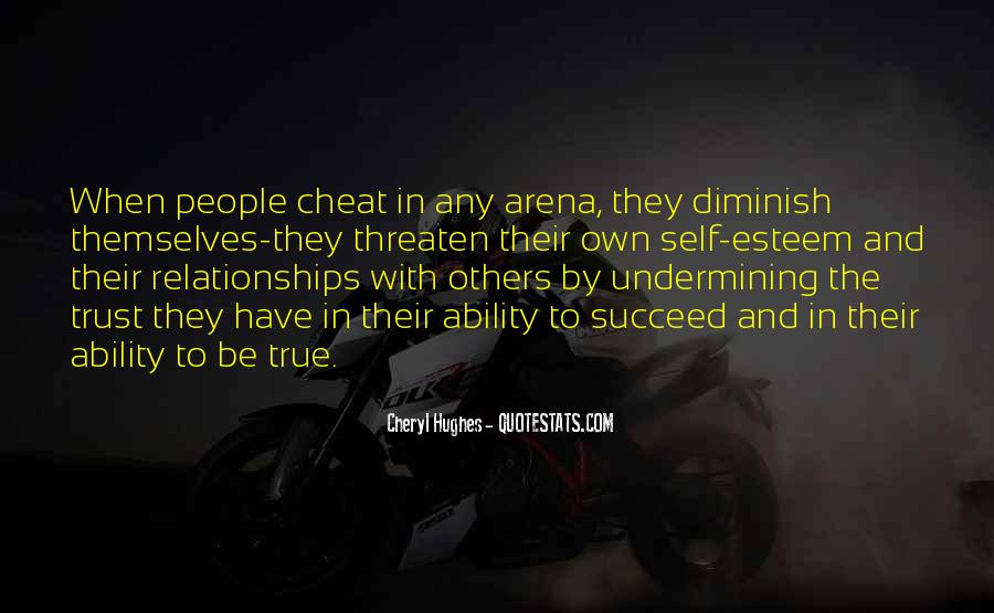 Top 13 Lying And Cheating In Relationships Quotes: Famous ...