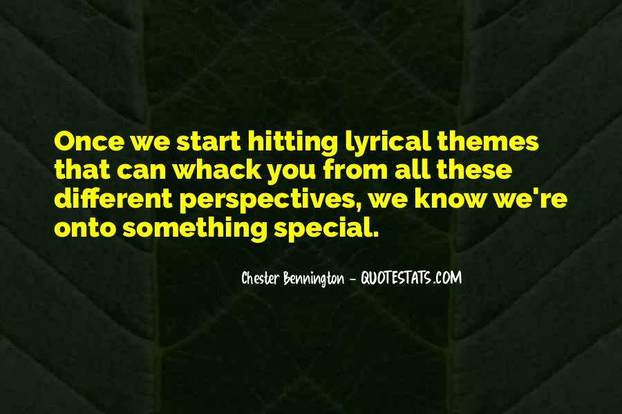 Lyrical Quotes #326864