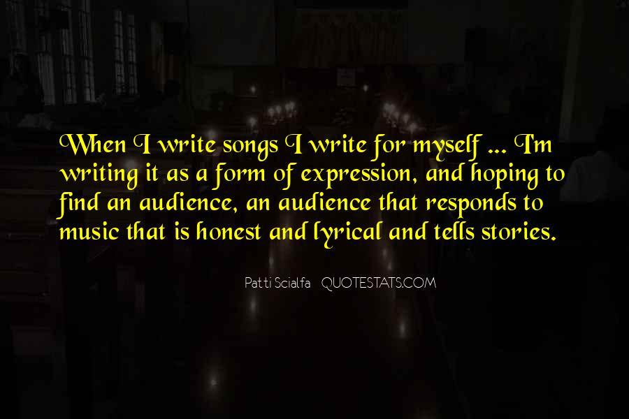Lyrical Quotes #333588