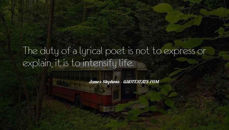 Lyrical Quotes #365699