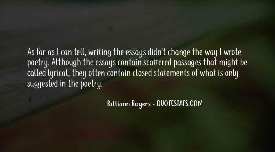 Lyrical Quotes #377073