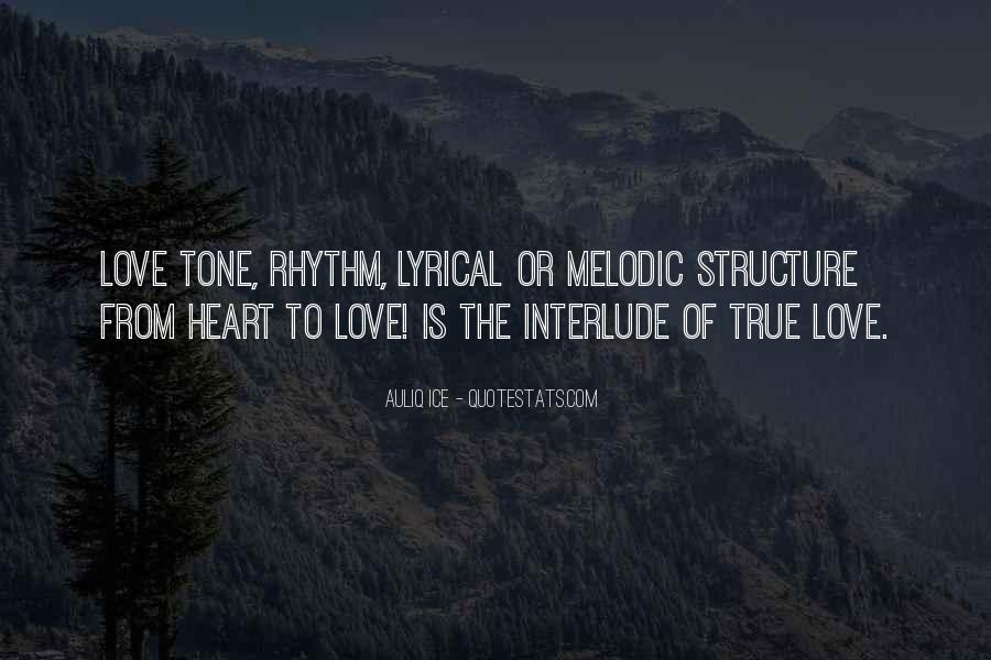 Lyrical Quotes #481815