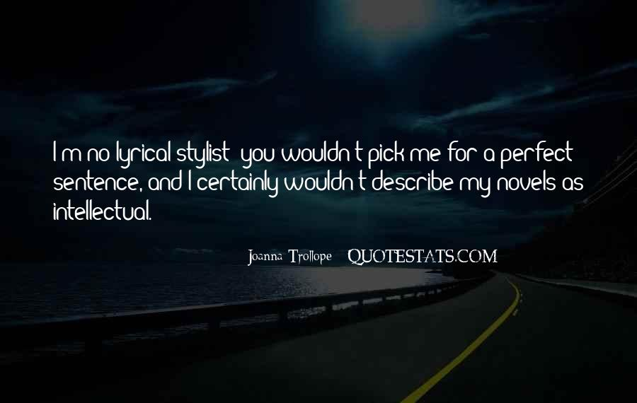 Lyrical Quotes #546931