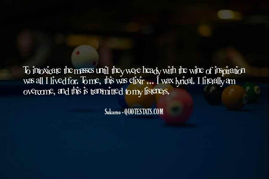 Lyrical Quotes #557591