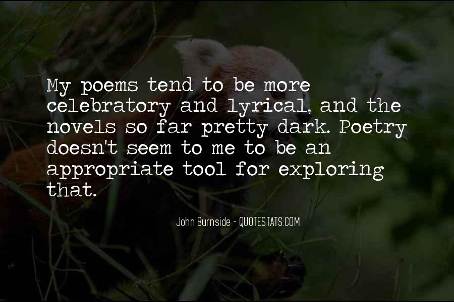 Lyrical Quotes #615685