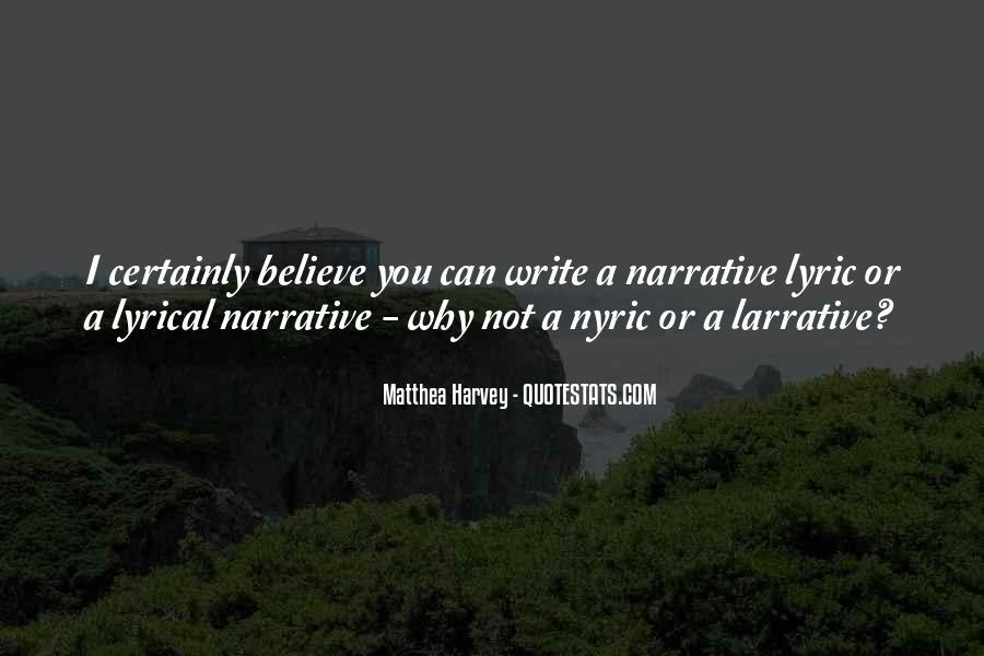 Lyrical Quotes #650267