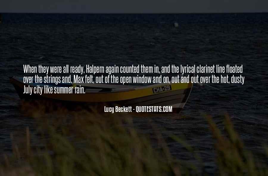 Lyrical Quotes #741331