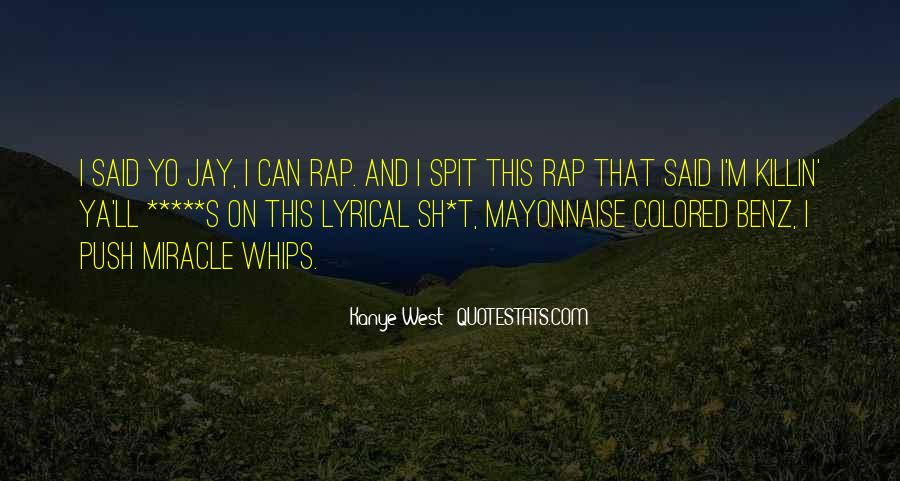 Lyrical Quotes #776308