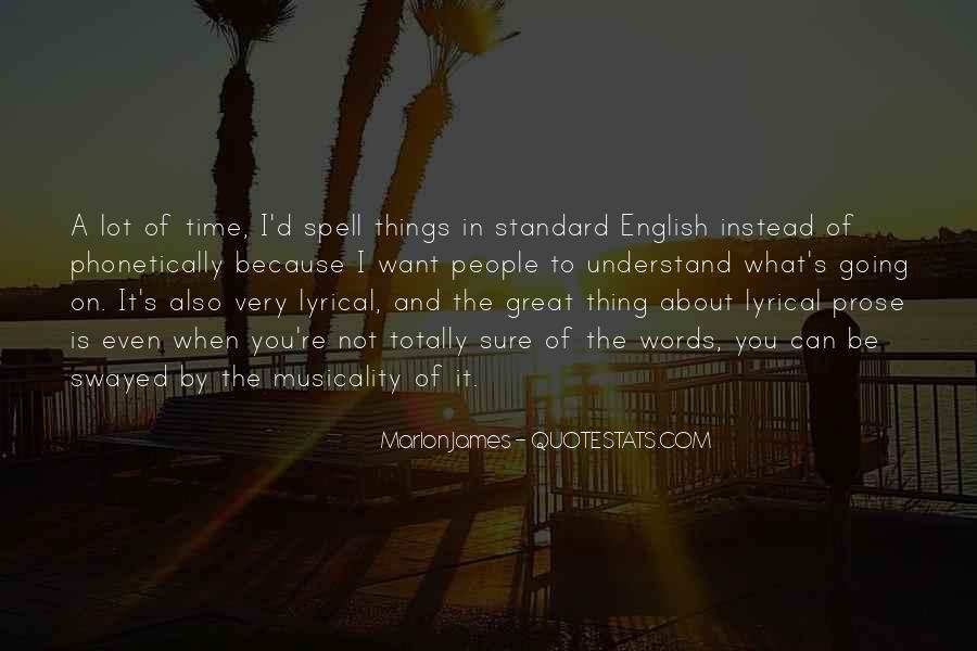 Lyrical Quotes #841235