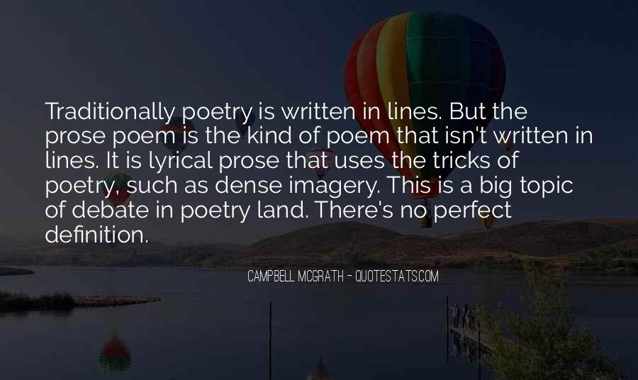 Lyrical Quotes #859885