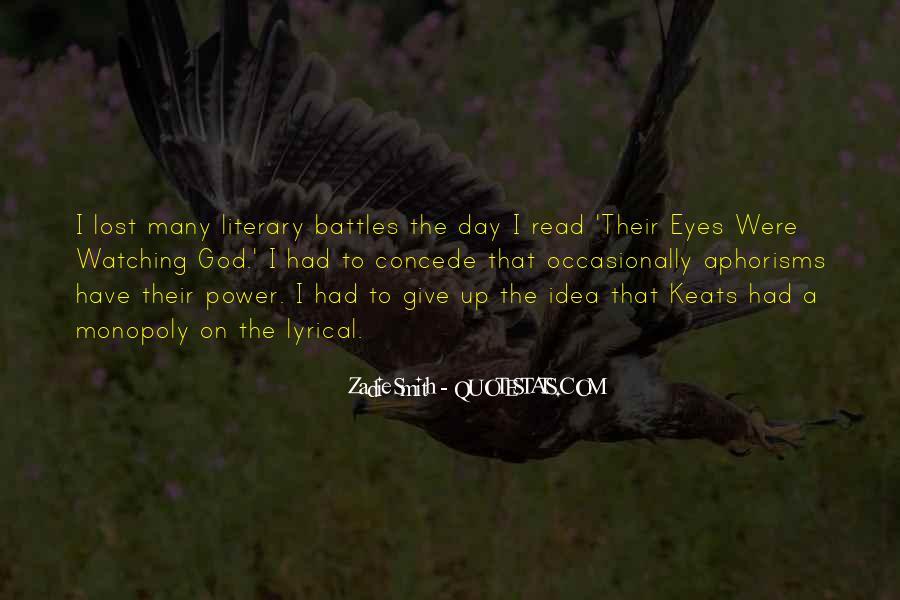 Lyrical Quotes #864840
