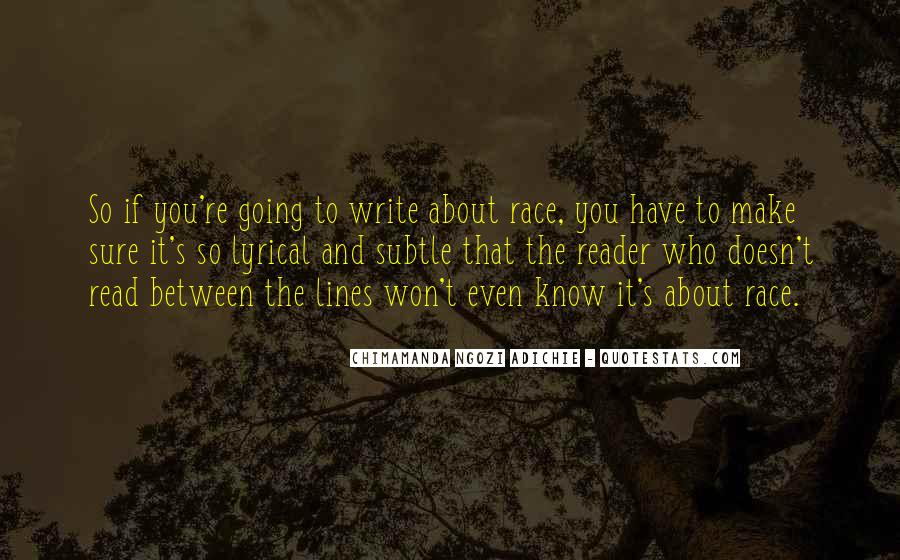 Lyrical Quotes #876810