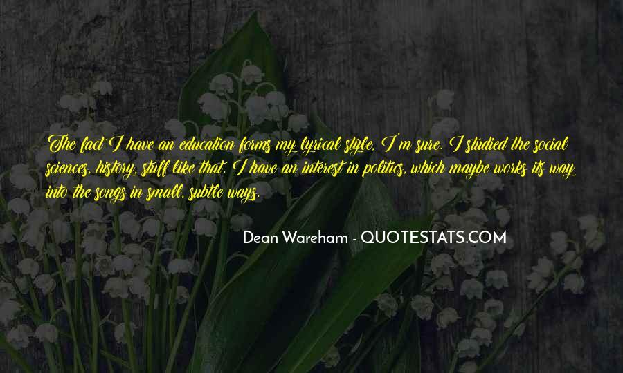 Lyrical Quotes #944268
