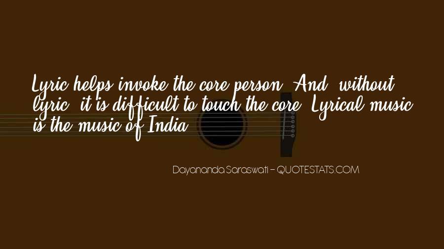 Lyrical Quotes #949663