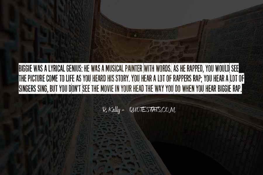 Lyrical Quotes #976241