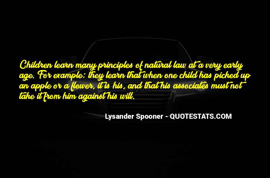 Lysander Quotes #1192875