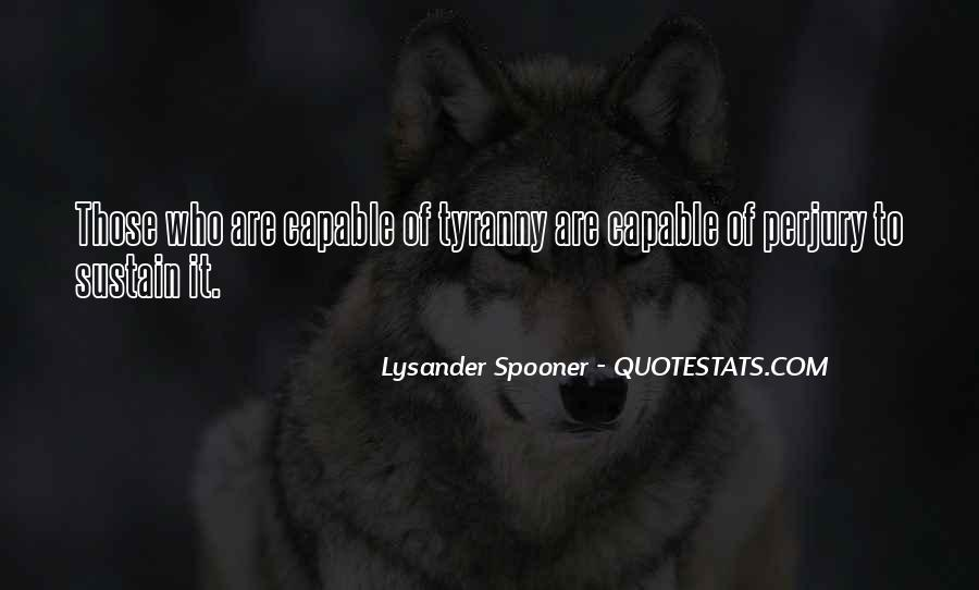 Lysander Quotes #1257982