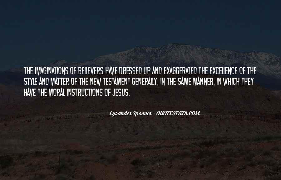 Lysander Quotes #1262024