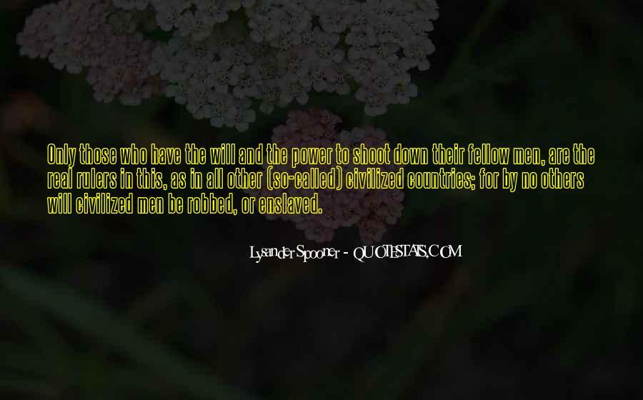 Lysander Quotes #1294407