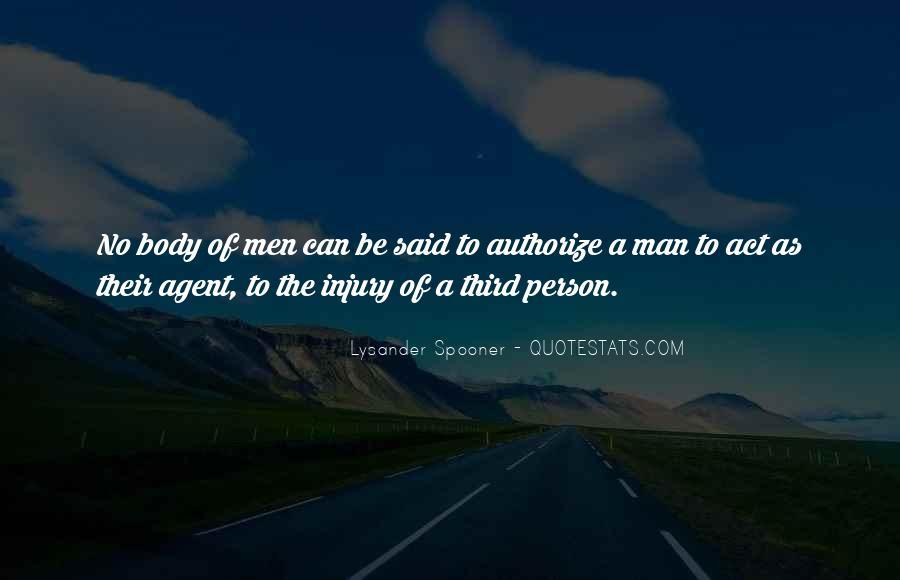 Lysander Quotes #1355702